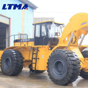 Chinese 40 Ton Big Forklift Loader pictures & photos