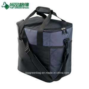 Wholesale Portable Insulated Carrier Picnic Bag Thermal Cooler Bag pictures & photos