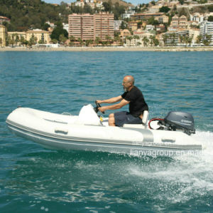 Liya 3m Rib Inflatable Boats with Engine Made in China pictures & photos