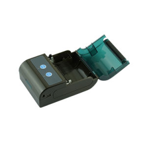 58mm Black and White Bluetooth WiFi Portable Thermal Printer pictures & photos