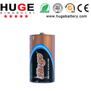 1.5V D Size Extra Alkaline Battery Lr20 pictures & photos