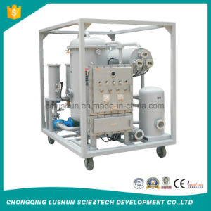 Bzl-200 Explosion-Proof Vacuum Oil Purifier Series pictures & photos