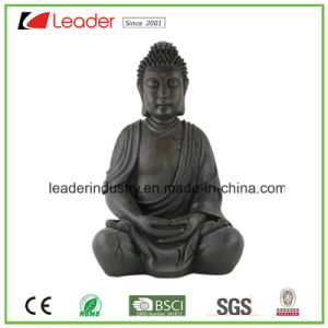 Polystone Buddha Statue Sculpture for Home and Garden Decoration pictures & photos