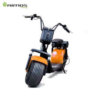 Factory Price Eelctric Motorcycle Electric Scooter with Bag pictures & photos