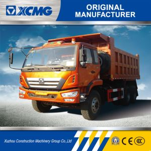XCMG Official 6X4 250HP Dump/Heavy-Duty Tipper Trucks pictures & photos