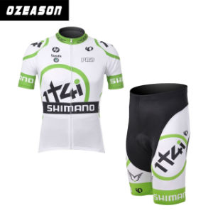 New Design Women Short Sleeve Sublimation Quickly Dry Cycling Shirt pictures & photos