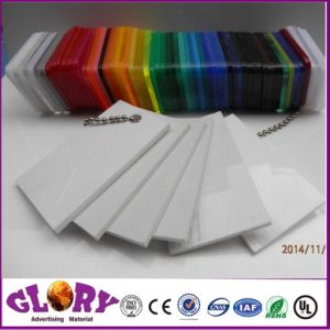 3mm Bathtub Products Sanitary Grade Acrylic Sheet pictures & photos