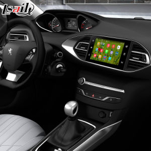 Android GPS Navigation Box for Peugeot 308 Mrn Smeg+ Video Interface pictures & photos