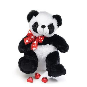 Plush Holiday Gift Panda pictures & photos