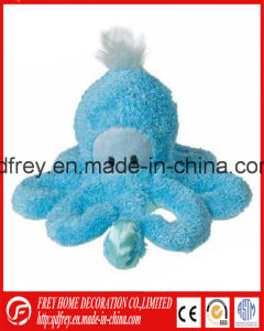 Soft Baby Stuffed Animal Toy of Octopus pictures & photos