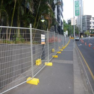 Hot Dipped Galvanized Temporary Fence for Australia/New Zealand pictures & photos