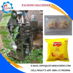 Fast Speed Roller Film Chain Type Packing Machine pictures & photos
