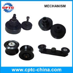 Construction Lifting Roller Guide, Hoist Spare Parts Guide Wheel pictures & photos