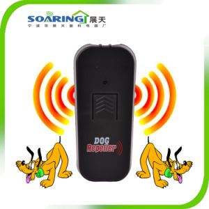 Portable Ultrasonic Dog Repeller Dog Chaser Dog Training (ZT12015) pictures & photos
