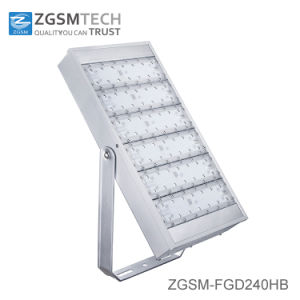 240W LED Floodlight with Super Brightness, Excellent Heatsink and CE RoHS UL Dlc pictures & photos