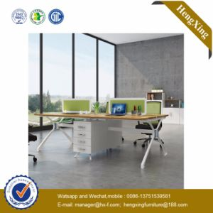 Modern Office Furniture Aluminum Tempered Glass Partition Wall (UL-NM101) pictures & photos