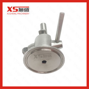 Sanitary Stainless Steel Ss304 Ss316L Beer Triclamp Sampling Valves pictures & photos