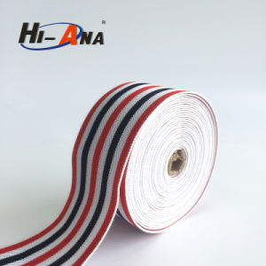 Our Factories 20 Years′experience Fancy Shoes Elastic Band pictures & photos