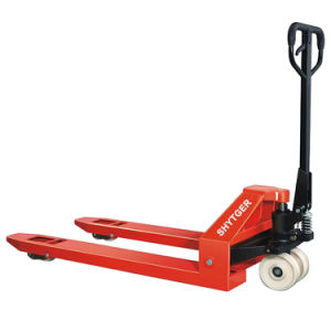High Quality 2ton Hand Pallet Truck pictures & photos