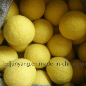 Customized Pure Laundry Dryer Felt Ball pictures & photos
