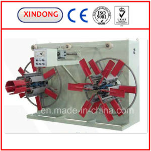 Double-Disc Plastic Pipe Winder pictures & photos
