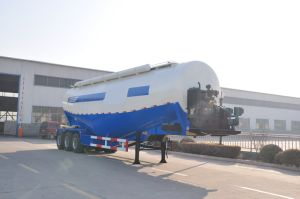 Powder Tanker Series/Cement Tank Semi Trailer pictures & photos