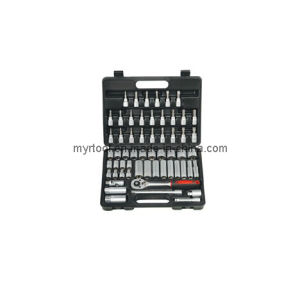 "2014hot Sale-59PCS Professional 3/8"" Socket Tool Set pictures & photos"
