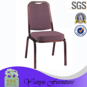 Dining Banquet Light Purple Color Fabric Chair