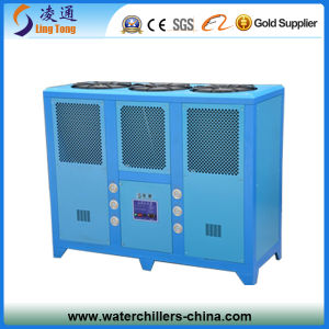 20tons Industrial Water Chiller Air Cooled Type for Printing and Plastic Industry Use pictures & photos