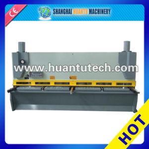 QC11y Hydraulic Shearing Machine Press Brake Plate Cutting Machine CNC Guillotine Shear Machine Nc Guillotine Shearing Machine pictures & photos
