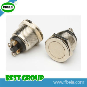 Metal Push Button Switch pictures & photos