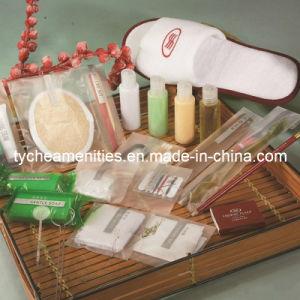 Skin Care Hotel Bathroom Amenities Set Shampoo Bath Gel Conditioner Body Lotion Manufacturer Hot Sale