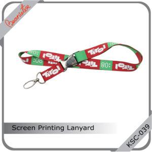 Screen Print Lanyard (KSC-039)