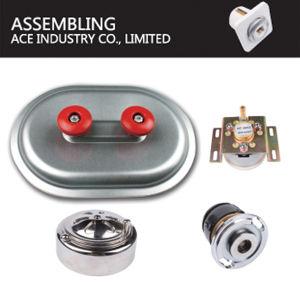 OEM Aluminum Alloy Die Casting Door Window Furniture Handle pictures & photos