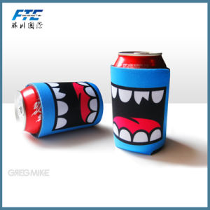 Insulated Sublimation Neoprene Can Koozie pictures & photos