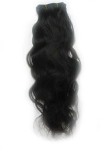 Brazilian Hair (Nature Wave) Human Hair Extension pictures & photos
