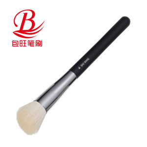 Professional Goat Hair Small Contour Make up Brush