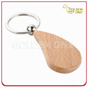 High Quality Creative Design Wooden Keyring pictures & photos