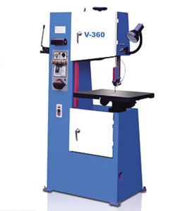 Vertical Band Saw Machine (Vertical Bandsaw V360 V500 V500H) pictures & photos