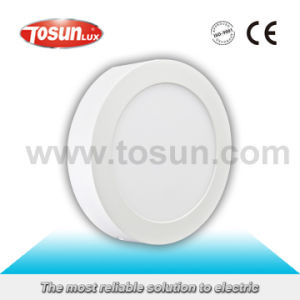 Surface Mount Round & Square LED Panel Light pictures & photos