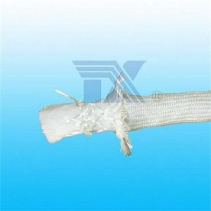 Fiberglass Round Braided Soft Rope pictures & photos