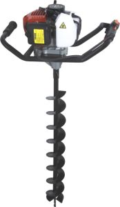 CE 3HP Earth Auger with 2 Stroke Engine pictures & photos