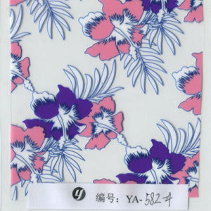 Yingcai Flower Designs Water Transfer Printing Hydro Dipping Film pictures & photos