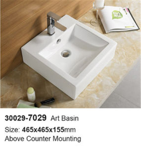 Hot Sales New Style Lavatory Vanity Bathroom Furniture (30029) pictures & photos