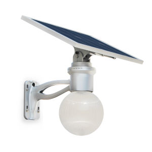 Patio Path Wall Gutter Fence Lights Security Lamp 3-in-1 (PIR Motion + Dim Light) pictures & photos