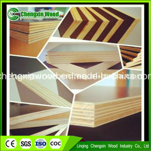 4X8*21mm Red Phenolic Glue Concrete Form Shuttering Marine Plywood pictures & photos