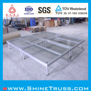 Fashion Stage Transparent Stage T Shape Stage pictures & photos