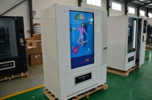 50 Inch Touch Screen Vending Machine
