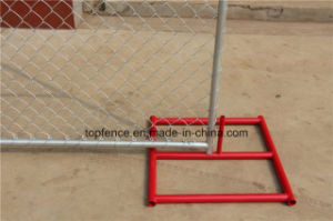 Mesh 2-3/8 Inch X 2-3-3/8 Inch Diameter 3.00mm Chain Mesh Temporary Fencing Panels pictures & photos