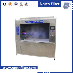 Gas and Smoke Leaking Test Machine of H13-U17 Filters pictures & photos